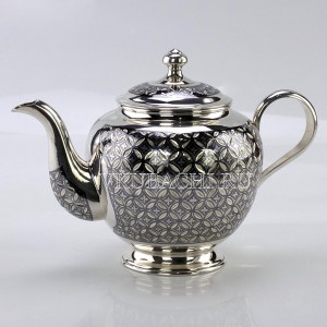 Серебряный чайник «Эйфория»