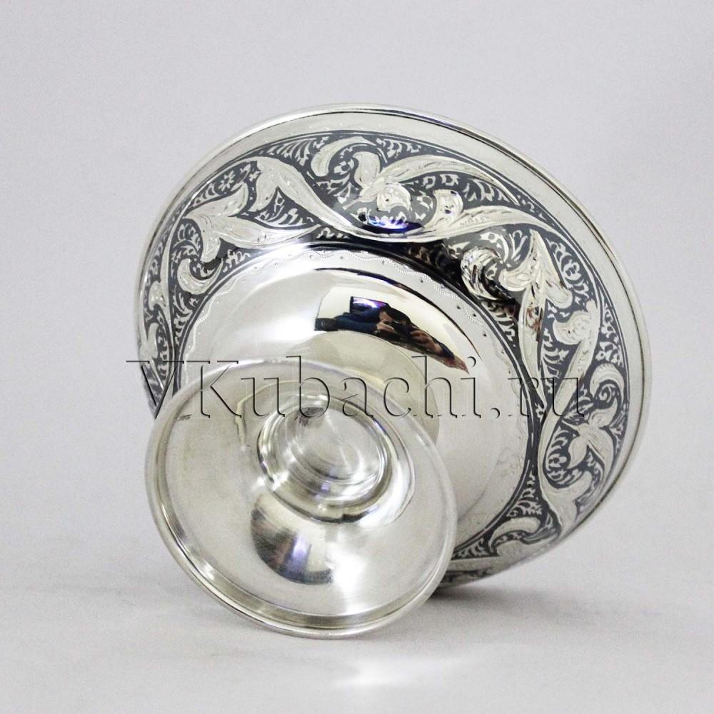 Серебряная креманка