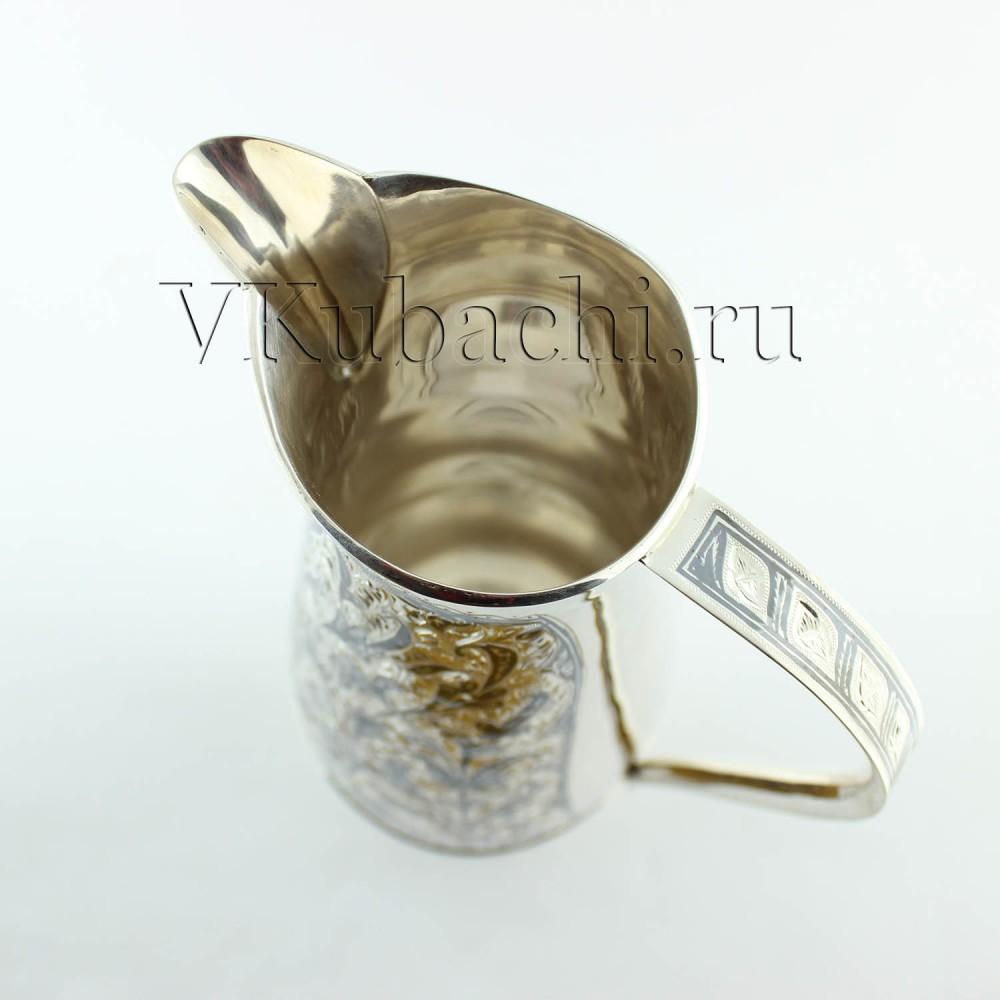 Серебряный кувшин 1900мл