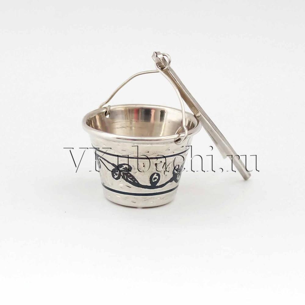 Серебряная сита для чая